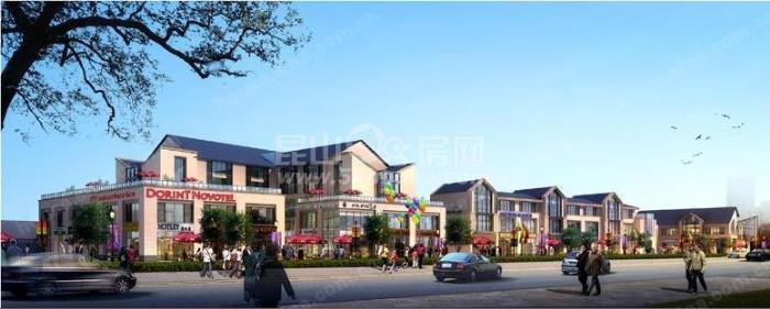 泰信商业街
