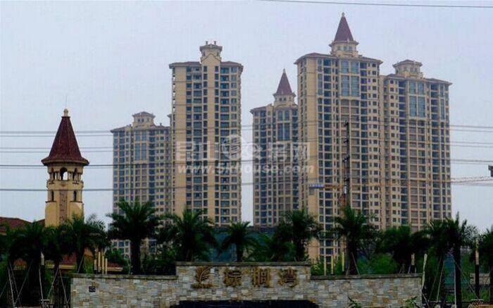 又上了套好房子棕榈湾 260万 4室2厅2卫 毛坯