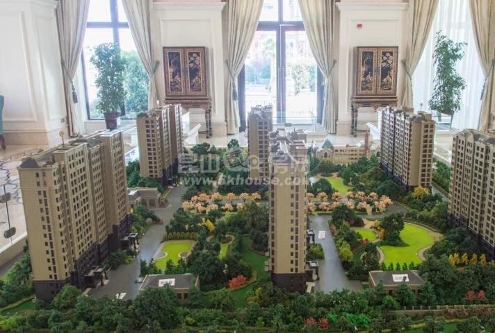 店长重点万科未来之城 90万 2室1厅1卫 毛坯 ,环境优雅