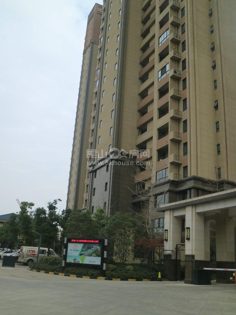 花桥滨江裕花园 168万 3室2厅2卫 精装修 ,学区房