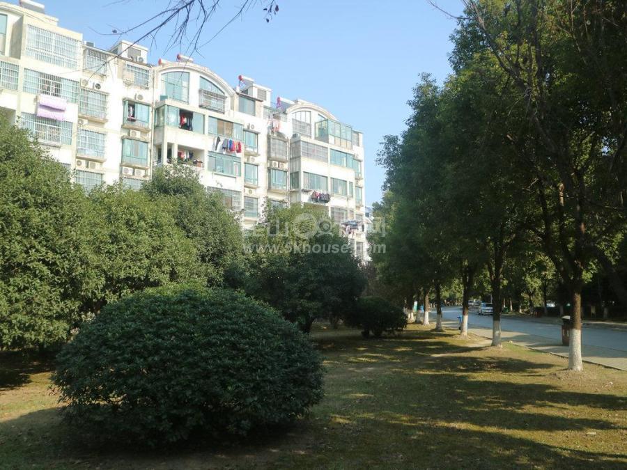 夏驾园贵苑 132万 4室3厅2卫 精装修 ,舒适,视野开阔
