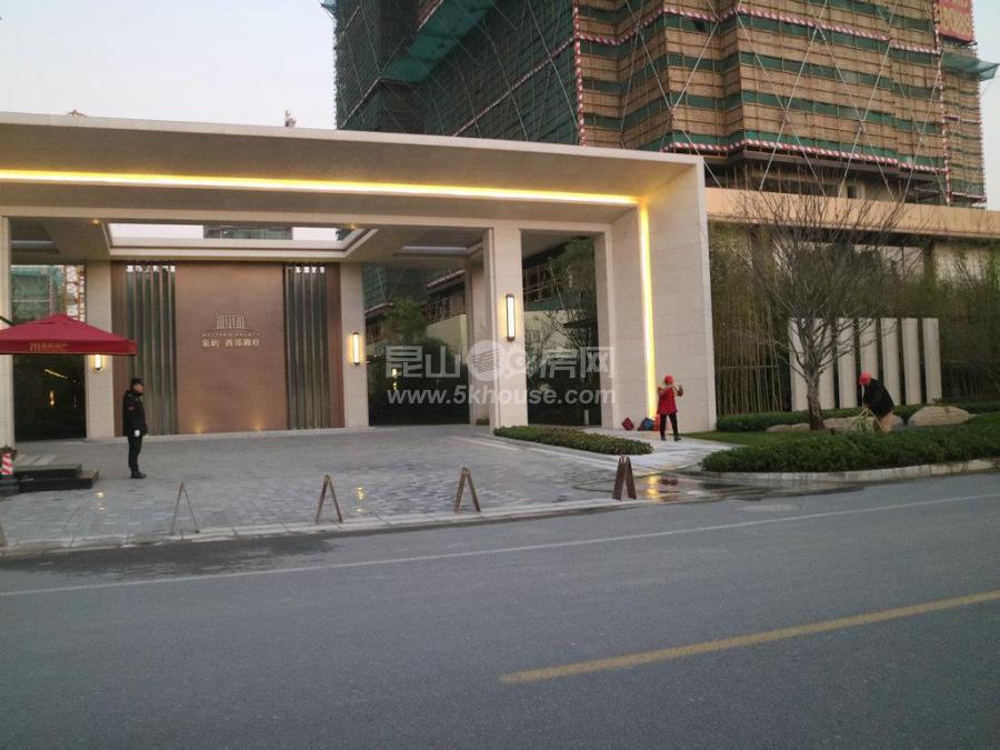 无社保可买花桥11号线旁边离上海一路之隔 象屿西郊御府