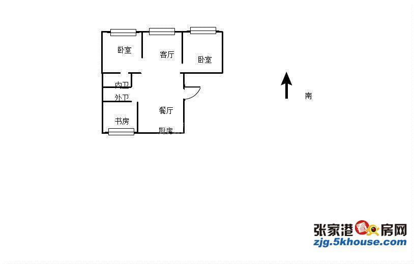 福东苑 15楼 123平空房未装修 满两年126万价格可议 随时可看房