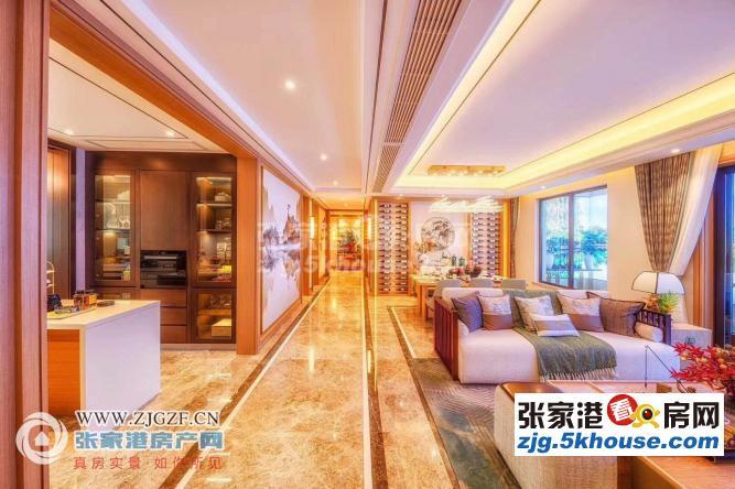 a杨舍梁丰生态园旁建发泱誉央系高端产品上叠新中式风格