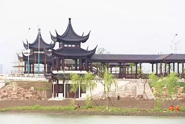 张家港再增一生态公园,下月就将投用!
