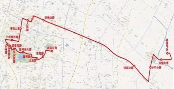 好消息!港城公交又新开定制班线啦!!!