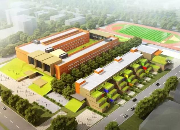 城区学校建设情况目前推进如何?