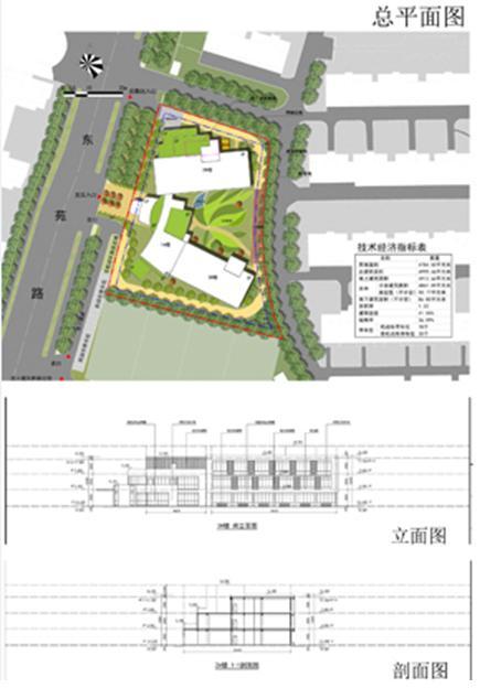 关于《张家港民丰园幼儿园规划建筑方案设计》进行批前公示