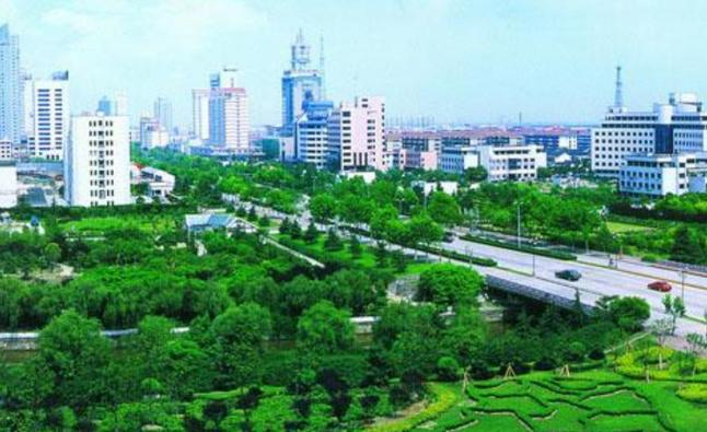 张家市绿化及环境整治工作位列苏州第一