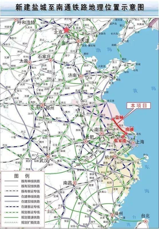 因铁路建设要求,张家港这些道路可能要实施配套建设!