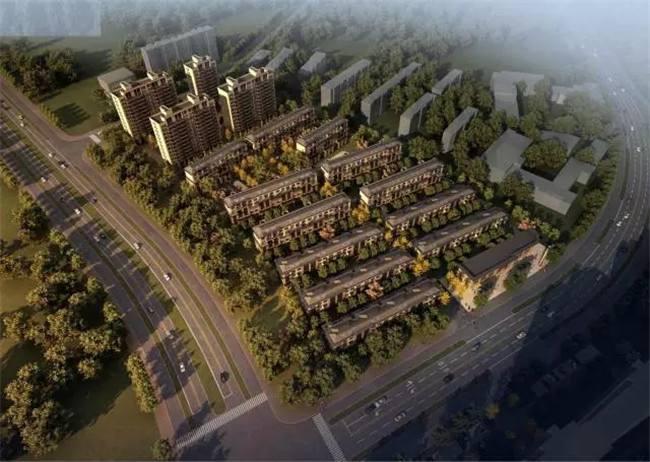海伦春天 动态:海伦春天位于港丰公路与兴业路交汇处,建筑面积约85