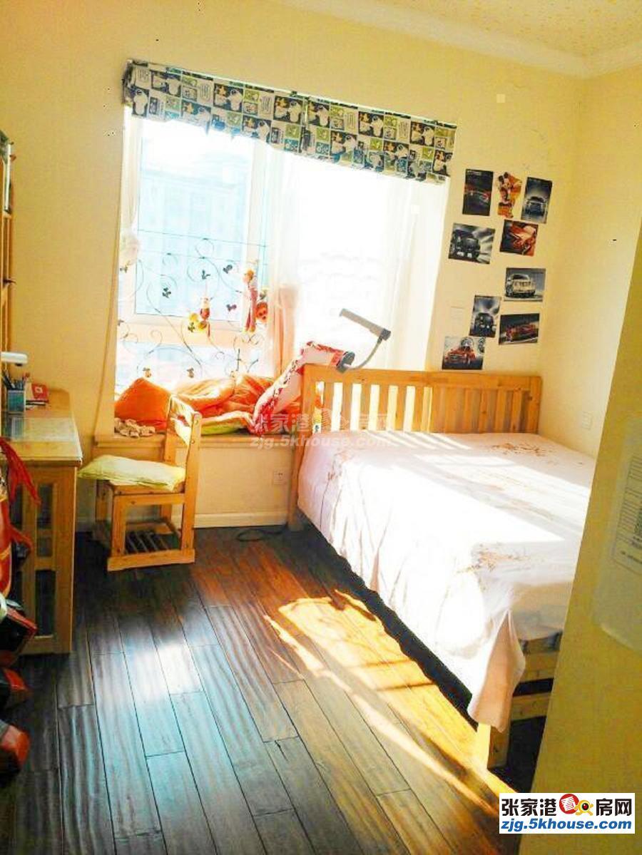 金科廊桥雅苑 90万 3室2厅2卫 简单装修 ,房主狂甩高品质好房