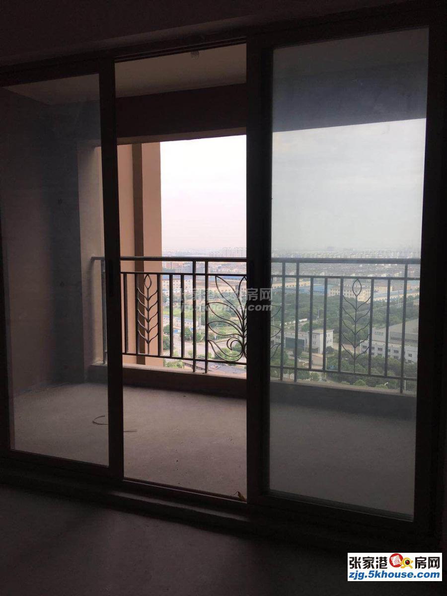 中联铂悦 124.2平 三室 190万 急售 高楼层