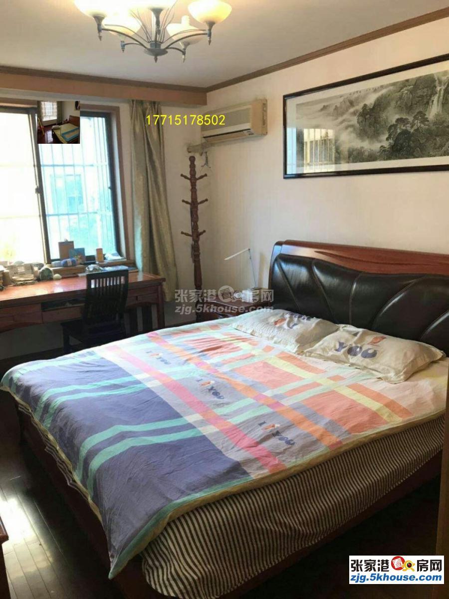 城建新村 市中心好房150平方3房2厅2卫 精装保养好带双自库208万 诚心出售