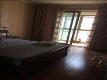 中联皇冠 5楼66平 1室1厅精装修家电全齐3250元/月
