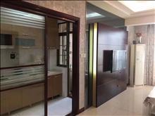 湖滨国际 15楼75平两室两厅 精装143万 满两年学区未用,急售有钥匙