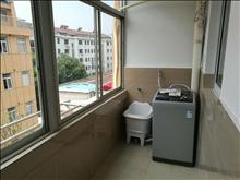 万红三村 2楼 精装公寓 1室1厅 设施齐1.9万/年包物业费