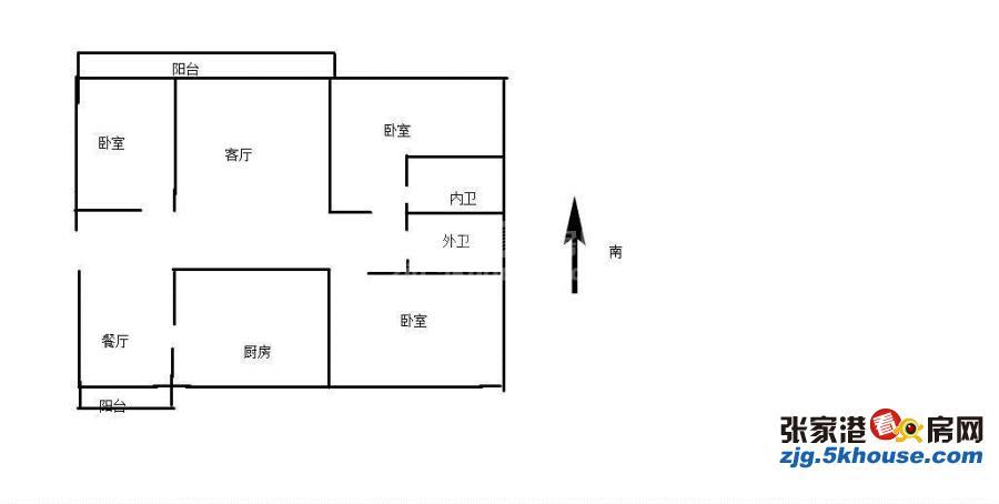 a甲江南9楼  143平  中装   270万