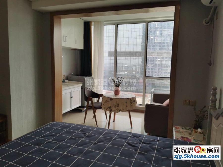 多套万达公寓 朝南中间楼层 品牌家电 拎包入住 交通便利