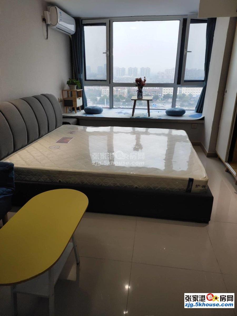 急租 汇金单身公寓 精装房 各种装修风各都有 看房方便