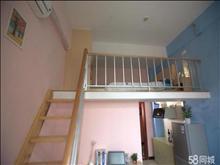 金湾花园 650元/月 1室1厅1卫 精装修 ,少有的低价出租