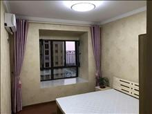 吾悦华府12楼89平、2室1厅精装设施设备齐全、干净清爽拎包入住