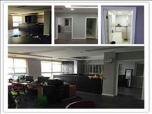 东方新天地20楼 140平 2套打通 办公装修 年租金5.5万