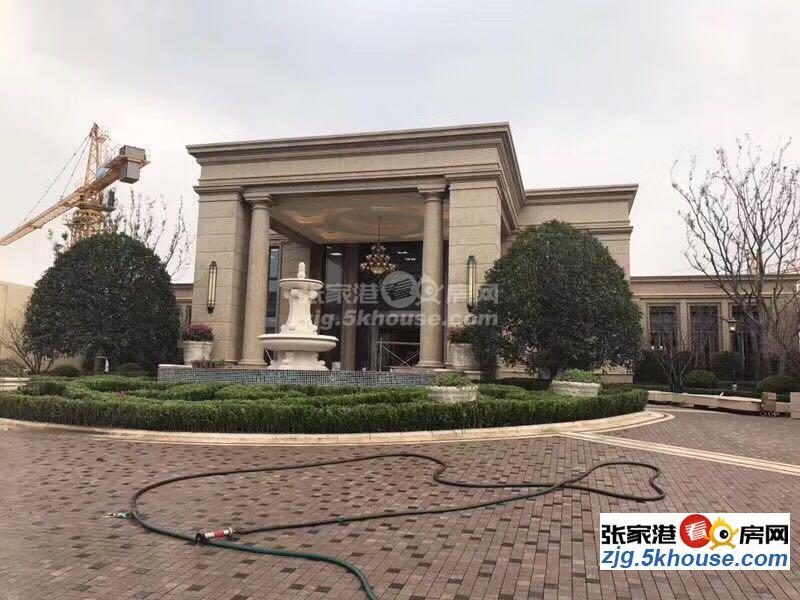 滨江御园期房代理销售各种洋房与叠加和层