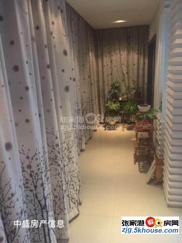 银都桂花园 5楼顶复式145+95+自 内楼梯 精装修 190万