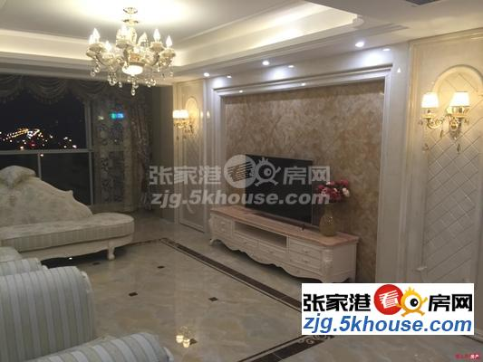 皇家首座 345万 3室2厅2卫 豪华装修 ,真诚急售,升值潜力无限