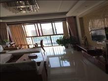 皇家首座西区8楼 精装三室两厅 市中心金地段 拎包入住