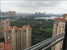 湖滨国际 湖景房 28楼 带书房 精装 中央空调 包括物业费