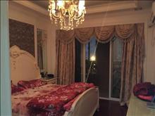 金港阳光绿城叠加别墅2-3-4楼240平米,豪装带地暖中央空调