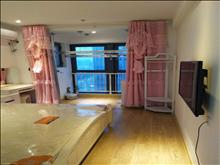 吾悦广场16楼精装修43平方 装修干净、清爽 配套设施完善