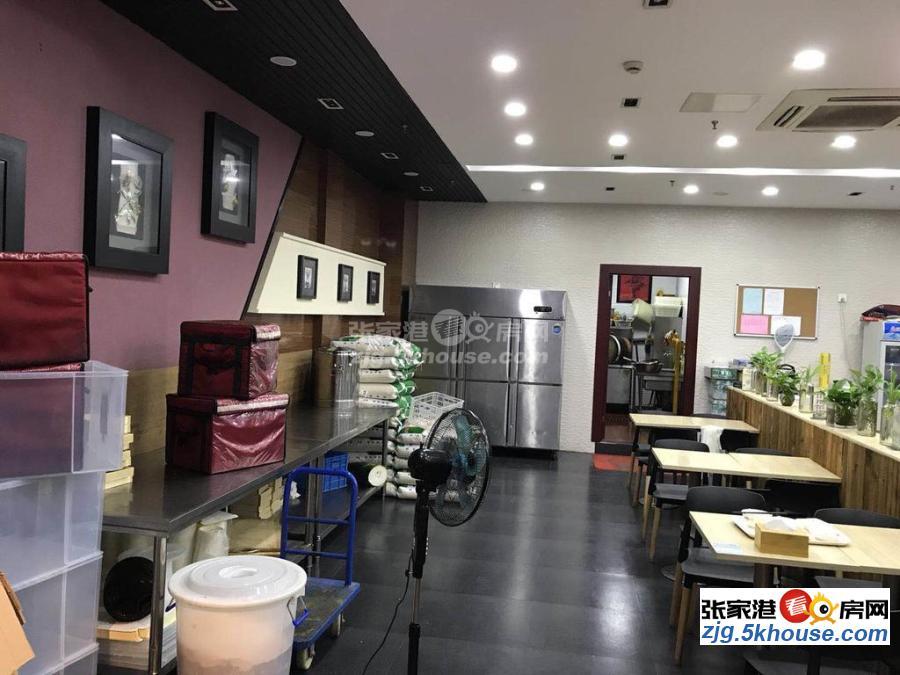 吾悦广场2楼商铺店面140平190万房东急售出租中买了即可收租
