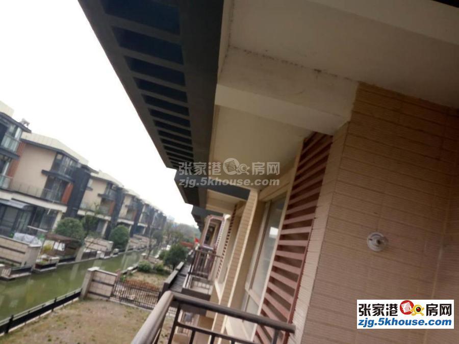 中联棠樾 叠加别墅 260平 满2年 新空房 320万