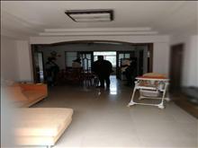 万红三村4楼120平方二室二厅+书房+一卫+自行车库,胡桃木