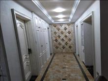 范庄花苑8楼 欧式装修 三室两厅 地暖中央空调 拎包入住5.5万