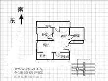 悦丰新村 3楼 108平 二室二厅 简装