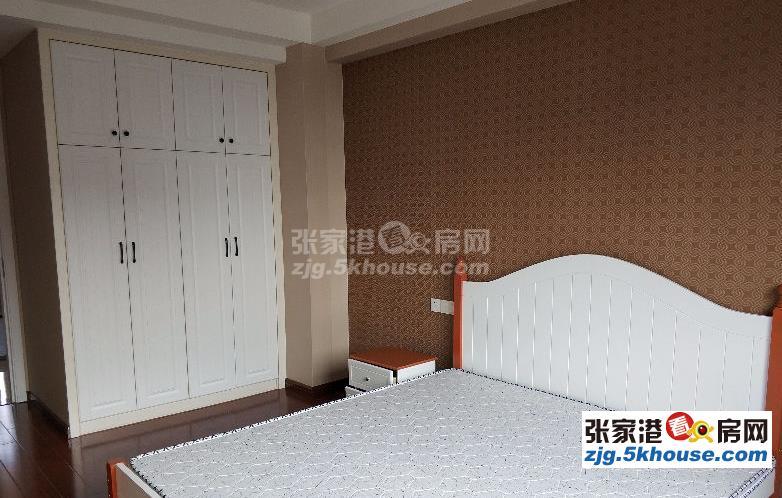 旺西花苑10楼 紧靠吾悦暨阳湖商业圈,三室全新现代精装,拎包入住