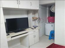 白鹿花园30平1室1厨1卫 设施齐全  900/月