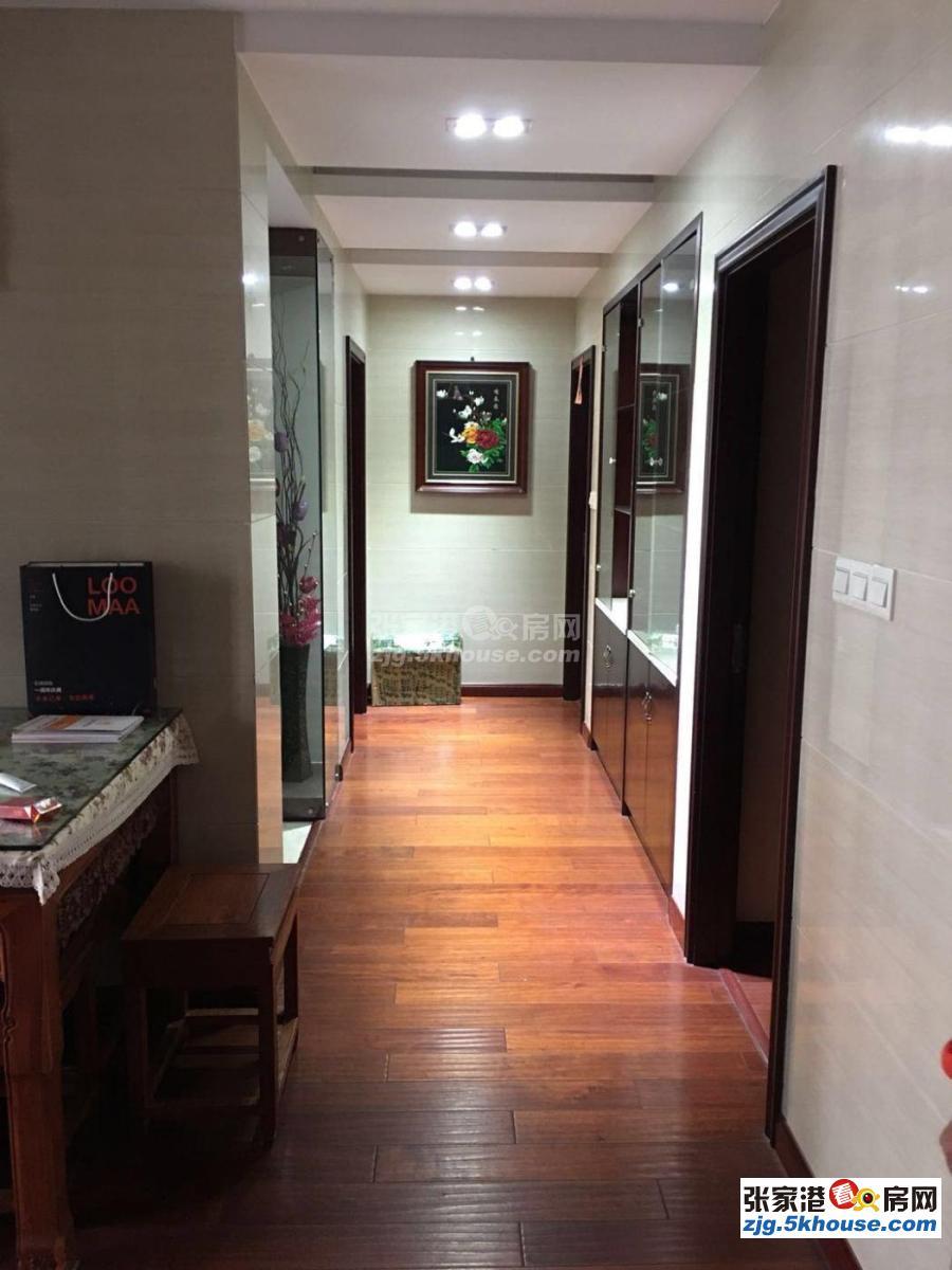 锦绣花苑2楼 142+12 自 精装修 满二年 三阳台 20