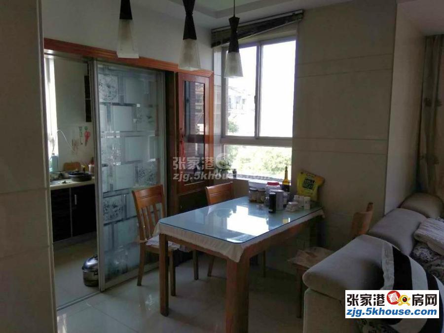 金港现代城 108平 85万 2室2厅1卫 精装修 4楼东手户