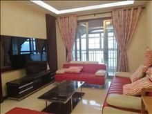 湖滨国际25楼 精装两室两厅 拎包入住 紧靠暨阳湖 3.6万/年