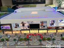 五月花购物广场  临街底商可做餐饮5年托管,34回报
