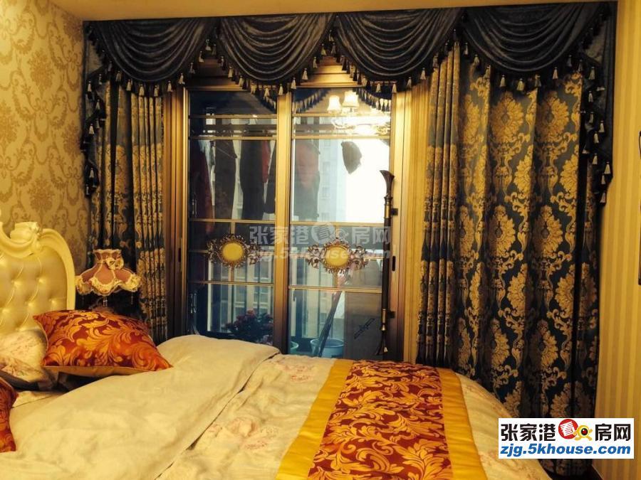 吾悦华府 245万 3室2厅2卫 豪华装修 ,住家豪华装修