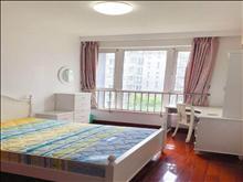 q国泰时代花园6楼3室2厅2卫精装6万包物业宽带无线网拎包住