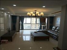 吾悦华府8楼 精装三室一厅 有地暖 中央空调 品牌家电 4.8万/年
