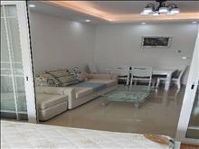 q东方新天地23楼精装2室1厅3万2设施齐全干净温馨采光优越