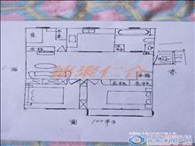 湖滨新村精装修-3室1厅-97平米-2233元/月